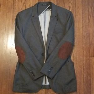 Well made Zara man cotton polyester blend Blazer